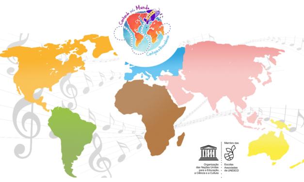 Cantando o Mundo: Projeto Inovador de Intercâmbio Musical e Cultural para as Crianças
