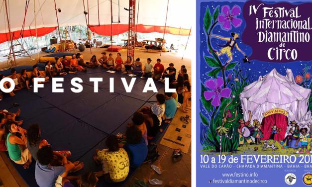 Festival Diamantino de Circo no ❥ da Bahia…ano que vem estaremos lá!