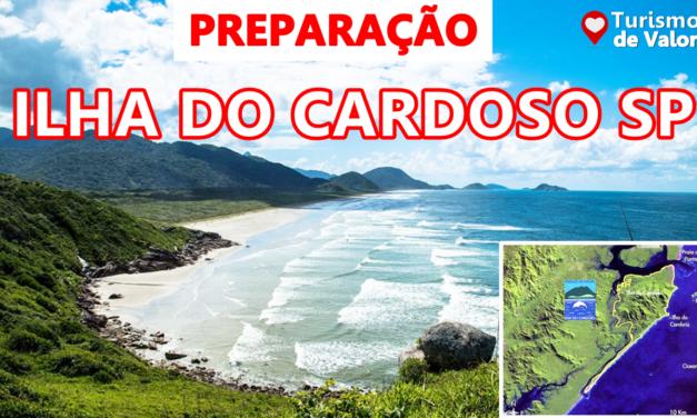 ILHA DO CARDOSO SP | PREPARAÇÃO DO ROTEIRO TURISMO DE VALOR