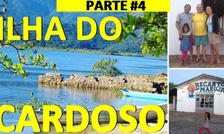 O Recanto do Beto Ilha do Cardoso Comunidade Marujá…não poderia ter sido melhor!